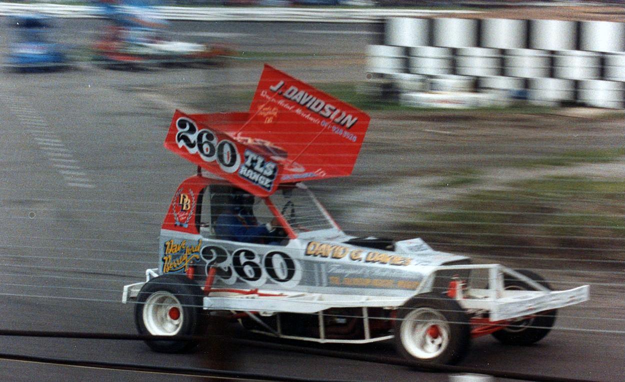 Hednesford Dave Berresford